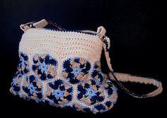 ♥ Mimos de Mãe ♥: Finalmente - A mala de crochet