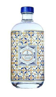 Ginfishers #spirits #packaging #gin