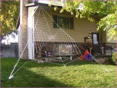 large diy spider - Google Search
