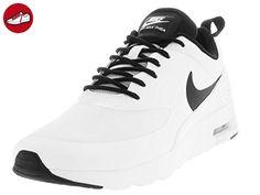 Nike Damen Wmns Nike Air Max Thea Sneakers, Weiß (102 White/Black-White), 36.5 EU - Nike schuhe (*Partner-Link)