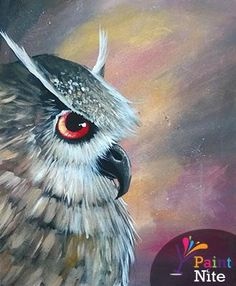 new paint nite approved paintings - Google Search