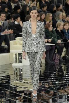 Chanel spring couture