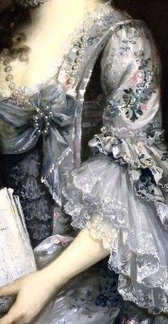 Beauty Art, Beauty Women, 18th Century Dress, Princess Aesthetic, Classic Paintings, Victorian Art, Classical Art, Romanticism, Renaissance Art