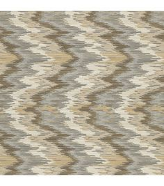 Crypton Upholstery Fabric-Aumont Way Cement