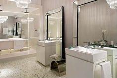 Banheiros decorados: Fotos