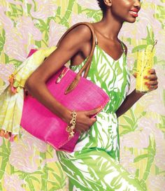 Your Sunday Strategy for Shopping the Lilly Pulitzer for Target Collection  #InStyle