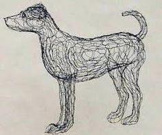 Image result for dog sculpture