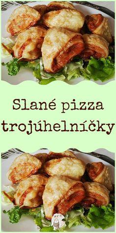 Czech Food, Czech Recipes, Pizza, Meat, Chicken, Cubs