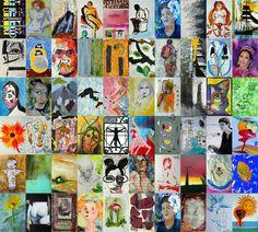 In really exellent company at the International ARTMONEY exhibition in Las Palmas de Gran Canaria/Spain Canario, Love Art, Original Art, Spain, Money, Unique, Painting, Las Palmas, Art