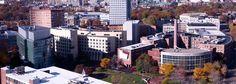Northeastern University in Boston, MA :) Go, Huskies!