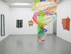 Berta Fischer's ethereal sculptures