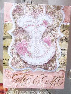The Scrappy Chick: Stampendous Love is in the Air Challenge