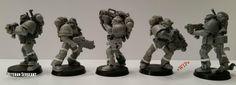 Leave No Model Unconverted: True Scale Space Marines Tutorial p12 X-Wing magnets p15, 40K Skaven p16 - Forum - DakkaDakka | Please don't feed the trolls!