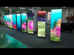 Contact:jason@ledsignic.com Whatsapp/Wechat:+8613554861121 HD P2.5 P3 Portable Floor standing digital LED poster display frame Poster Display, Sign Display, Frame Display, Digital Kiosk, Digital Signage, Led Logo, Advertising Industry, Logo Sign, Round Design