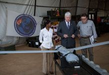 Unmanned Peacekeepers Over Africa