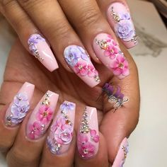 Gorgeous Nail Designs For Special Events Fabulous Nails, Gorgeous Nails, Pretty Nails, Nice Nails, Creative Nail Designs, Cute Nail Designs, Get Nails, Hair And Nails, Nail Candy