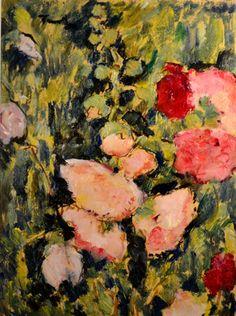 Nicolae Tonitza - NALBE Post Impressionism, Impressionist, Georges Seurat, Paul Cezanne, Flower Paintings, Pointillism, French Art, Vincent Van Gogh, Matisse