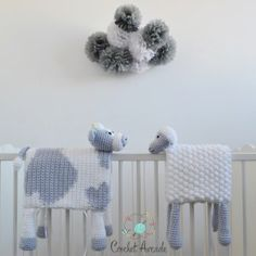 Chunky Crochet Blankets Cuddle and Play Cow Baby Blanket Crochet Pattern Crochet Baby Blanket Beginner, Easy Baby Blanket, Crochet Blanket Patterns, Baby Blankets, Crochet Blankets, Crib Blanket, Crochet Sheep, Chunky Crochet, Practical Baby Shower Gifts