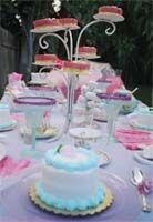 Amazing site full of alice in wonderland party ideas