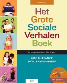 bol.com   Het Grote Sociale Verhalen-boek, Carol Gray   Boeken