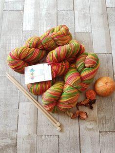 Hand dyed yarn, 4ply yarn, Lace yarn, Aran yarn, DK yarn, silver sock yarn, Yorkshire Dale Yarn, Reeth Low Meadow Colourway, Indie dyer.