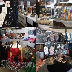Reminder - Dealers is open today 11am-4pm. Last chance to make your purchases! #keycon 35