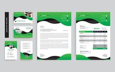 Inception Branding Stationery Corporate Identity Template