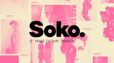 Soko logo by Pogo