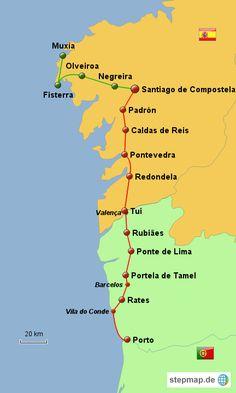 camino portugues - Hledat Googlem