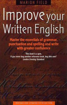 4 improve your written english