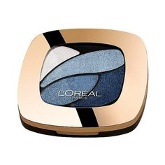 L'Oréal Paris Colour Riche Dual Effects Eyeshadow (12 CAD) ❤ liked on Polyvore featuring beauty products, makeup, eye makeup, eyeshadow, beauty, cosmetics, eyes, eye brow makeup, l'oréal paris and l oreal paris eye shadow