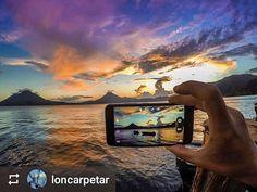 #Follow @loncarpetar: Is this real life? Yes it is - #Lake #Atitlan #Guatemala #ILoveAtitlan #AmoAtitlan #LagoAtitlan #CentralAmerica #Travel #LakeAtitlan http://OkAtitlan.com