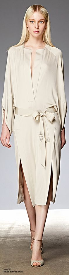 Donna Karan Resort 2015 ♔ Shine ♔ THD