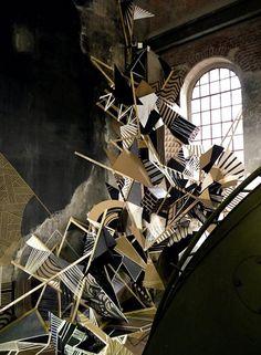 Clemens Behr. #clemens_behr http://www.widewalls.ch/artist/clemens-behr/