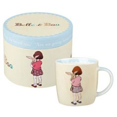 Belle and Boo Fine China Classic Belle Hugs Boo Mug in Hatbox by Churchill China, http://www.amazon.co.uk/dp/B008OR0XO4/ref=cm_sw_r_pi_dp_5x4-sb08WNVKK