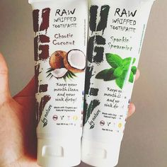 VEGAN & FLUORIDE FREE TOOTHPASTE REVIEW  Thanks for posting @rivertrents!! We're happy you like the toothpaste!!  Repost  @rivertrents - These just arrived! I'm so BLOoDY EXCITED! I've been eagerly waiting! ✨✨✨ I've just added my...