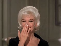 "Marilyn Monroe gif 5 ""Something Got to give"" Screen Test 1962"