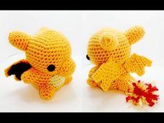 Bulbasaur Amigurumi Crochet Tutorial Part 2 - YouTube