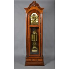 Grandfather Clocks For Sale, Antique Grandfather Clock, Clock Movements, Glass Front Door, Late 20th Century, House And Home Magazine, Beveled Glass, Solid Brass, Big Ben