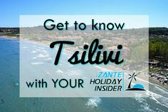 Get to know lovely #Tsilivi from Zakynthos