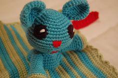 "crochet baby ""nutte filt"""
