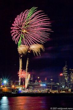 Melbourne fireworks  #City_Edge_Apartment_Hotels   #Cityedge    https://www.cityedge.com.au