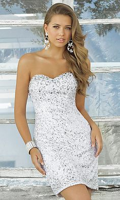 Kayla - here is your Bachelorette party dress?