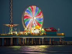 Galveston is the theme park of islands that families craving high-energy attractions—like Schlitterbahn Galveston Island Waterpark and the Galveston Island Historic Pleasure Pier amusement park—can't resist. In 2016, step aboard Carnival's newest ship, the Carnival Breeze, which will launch seven-day cruises from the Port of Galveston starting this May.