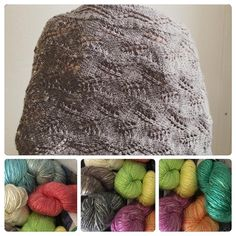 Did you know, some designs of our exclusive collection are available as a knit-kit. Here we show you the Stola Ähri, its a collaboration between @textilmanufacturtanz and @butzeria its a #lush silk-viscose blend, hand dyed and hand-spun. Soft like a cloud and when you wear it its like a endless hug! If you are not a knitter, its no problem to call this dream yours: let us know, we happily knit it for you! You can choose from 11 fresh and bright colours. Knitting Kits, Bright Colours, Kiosk, Hand Spinning, Exclusive Collection, Lush, Collaboration, Knitted Hats, Cloud