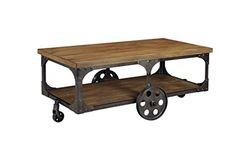 Ashley Furniture Signature Design - Vennilux Coffee Table...