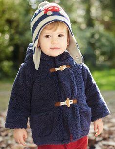 Fleece Duffle 71355 Fleeces at Boden