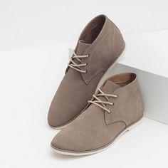 BOTÍN SOFT-Zapatos-HOMBRE | ZARA España