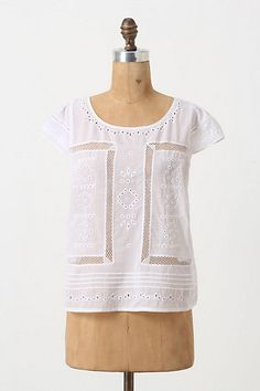 Atzi Blouse #anthropologie  Bought this last week and my new favorite summer piece! LOVE!