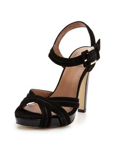 Becca Criss-Cross Sandal by Ava & Aiden $89